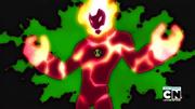 Heatblast ultimate alien