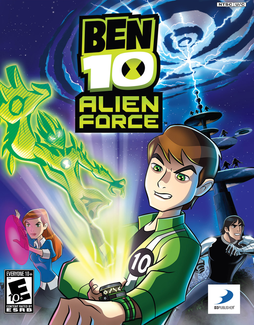 Ben 10 Alien Force Omnimatch | Play Game Online & Free ...