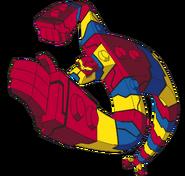 Bloxx action pose 3