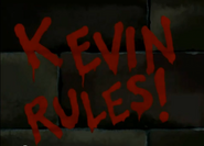 Kevin rules!