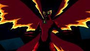 Calafrio Supremo em O Guardião do Círculo de Fogo