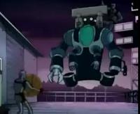 Robot de Jonah Mellvilla