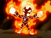 Angry Heatblast