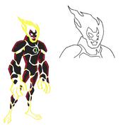 Heatblast 0001
