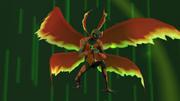 Friagem transformation em Cosmic Destruction