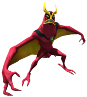 Arraio á Jato em Ben 10 Força Alienígena- Vilgax Attacks