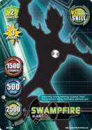 Swampfire IHT Card Number 63