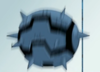 Cannonbolt Supremo bola rodando