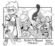Assault on Pancake
