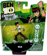 Juguete de Ben con chaqueta OV-1-