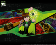 Ben 10 Omniverse - Ben Tennyson Wallpaper