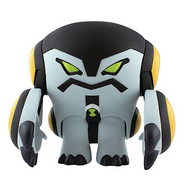 Cannonbolt toy Omniverse