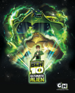 Ben 10 Ultimate Alien Poster