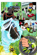 Comic Book Ben 10 Reboot