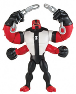 RB Four Arms Toy