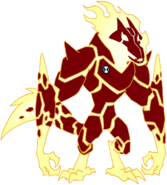 Blitzwolfer+Fuego