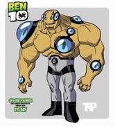Tom Perkins Eye Guy Concept (1)