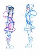 Ester sketch