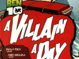 A Villain a Day