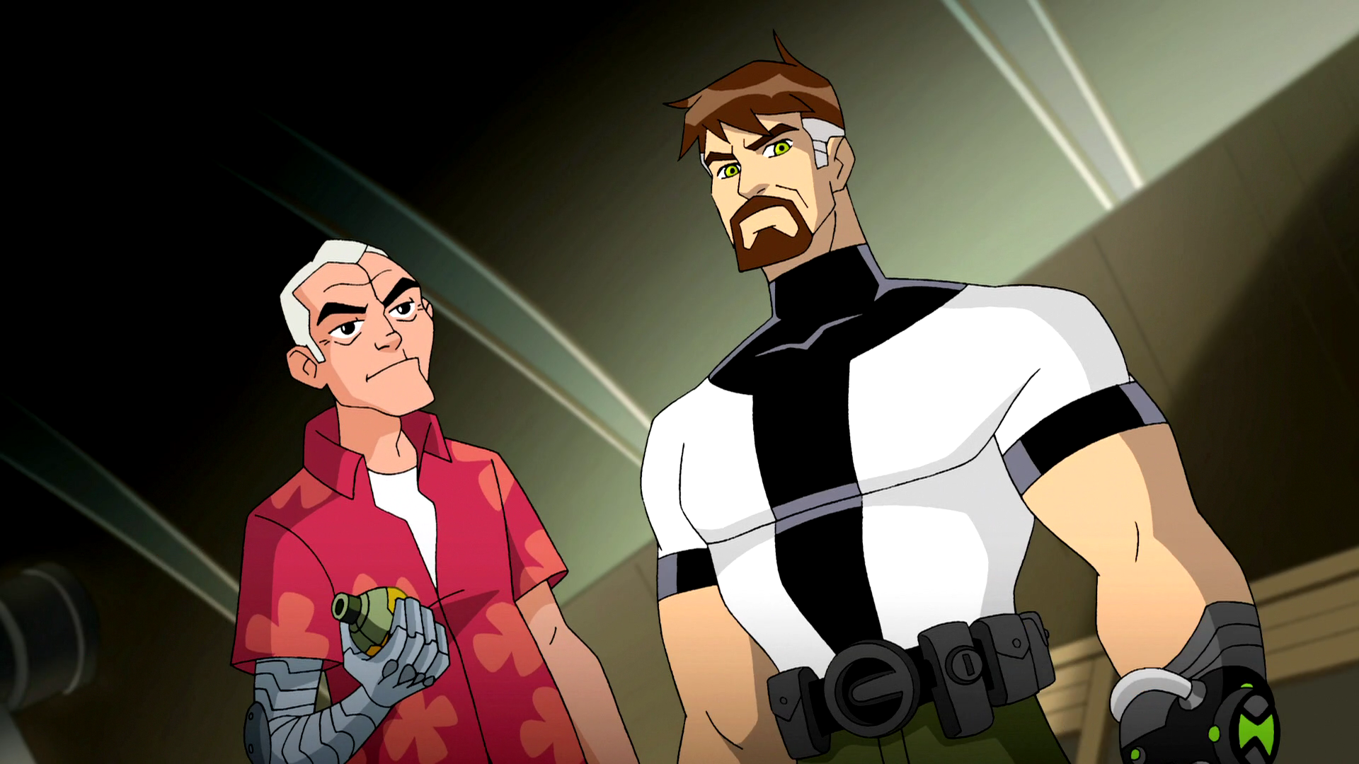 Ben 10 000 Of Ben 10 Ultimate Alien By Dlee1293847 On: Image - Ben 10,000 And Future Max 001.png