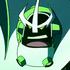 Atomic x character