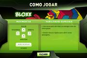 Como jogar Bloxx