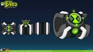 Up to Speed Omnitrix