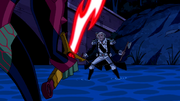 George Washington vs Vilgax