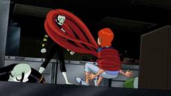 Medusa captura a Gwen 1.