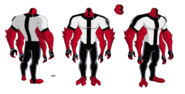 Ben 10 FourArms design by Devilpig 1