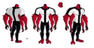 Ben 10 FourArms design by Devilpig 1