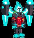 Omni-Enhanced Heatblast