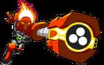 Fuego Armadura Omni-Kix