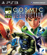 B10 UA Cosmic Destruction