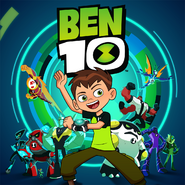 Ben 10 reboot poster from facebook