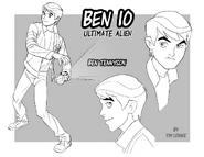 Ben UA sketches 1