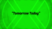 Tomorrow (1)