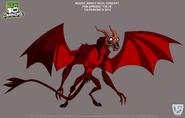 Rough Jersey Devil Concept