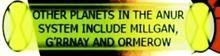 Planetas de Anur