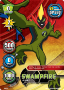 Swampfire IHT Card Number 27