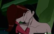 Beso de Gwen y Kevin!!!
