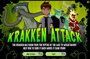Ben 10- Krakken Attack