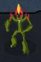 Fuego Pantanoso en el nuevo juego xd
