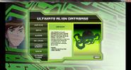 Alien Database de Diagon