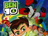 Tercera temporada de Ben 10 (Reboot)