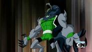 Blitzwolfer in Catfight