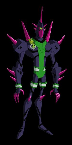 Chromastone Ben 10 Alien Force