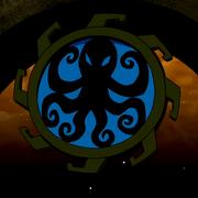 Simbolo de Vilgaxia