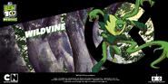 Ben 10 Heroes Wildvine