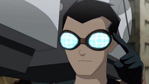 Rex glasses-Heroes United